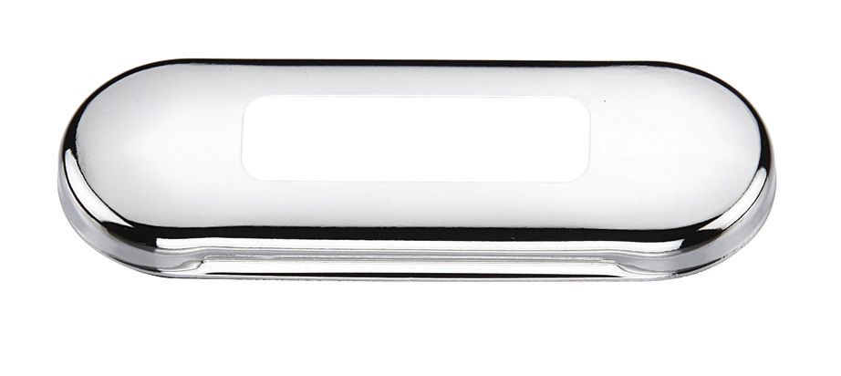 ENJOLIVEUR ECLAIRAGE COURTOISIE OBLONG INOX (STAINLESS STEEL)